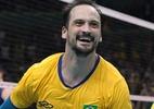 Lipe vive sonho e simboliza vitória emocional do Brasil no vôlei masculino - AFP