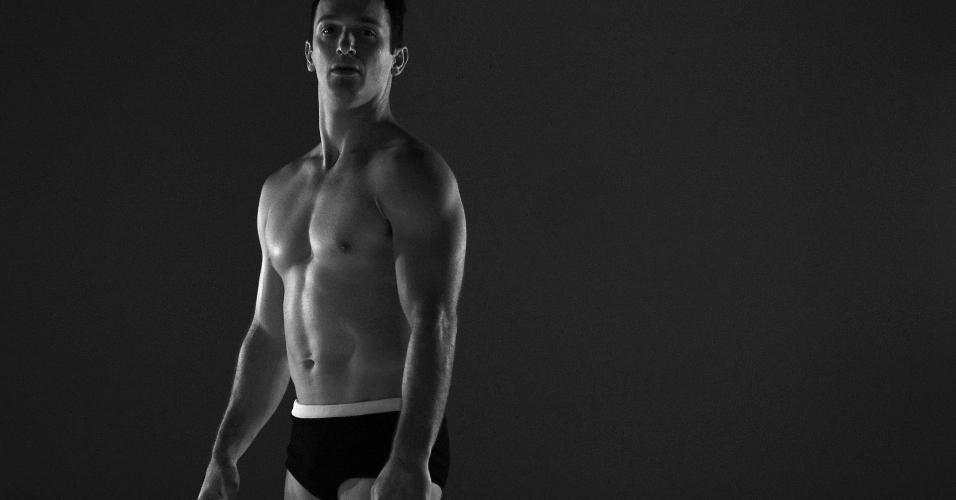 Atletas em Movimento: Diego Hypolito, da ginástica artística