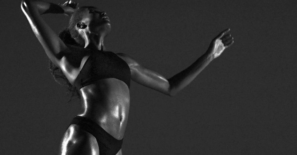 Atletas em Movimento: Fabiana, do vôlei