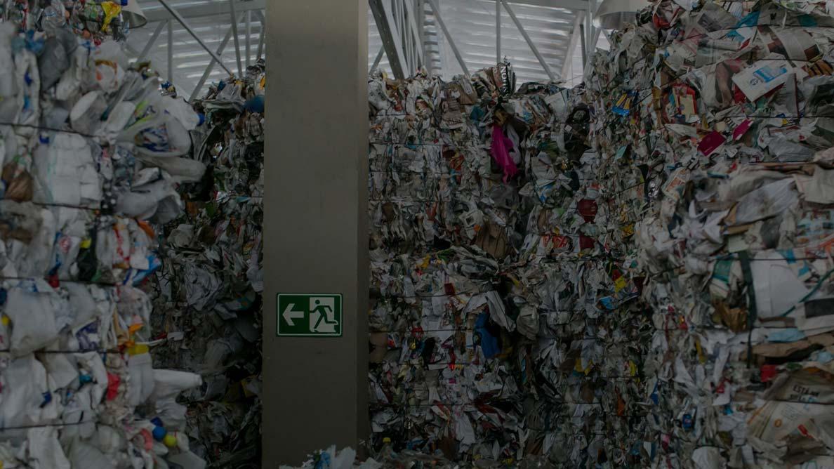 Central de Triagem para Reciclagem