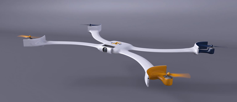 <strong>Ajudinha na selfie</strong> O Nixie é um pequeno drone (ainda em fase experimental) que vira uma pulseira quando não está em uso. Para tirar uma selfie é só acionar o aparelho, que sai voando, registra a imagem e volta a se acoplar ao pulso.