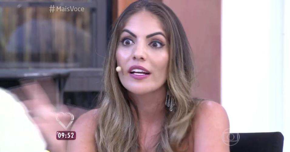Ex-BBB Anamara critica atitude de Ana Paula durante participação no