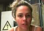 """Ana Paula diz que indicação foi """"jogada suja"""" e lamenta disputa com Ronan - Reprodução/Globo"""