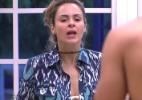Ana Paula se recusa a chamar Juliana para almoçar - Reprodução/TV Globo