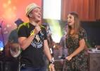"""Wesley Safadão e Ivete Sangalo se preparam para show na final do """"BBB16"""" - Globo/Pedro curi"""