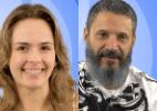 """Entre Ana Paula e Laércio, quem você acha que será eliminado do """"BBB16"""", da TV Globo, no próximo paredão? - Reprodução/TV Globo"""