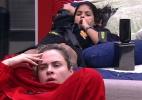 """""""Matheus é leva e traz"""", diz Ana Paula - Reprodução/TV Globo"""