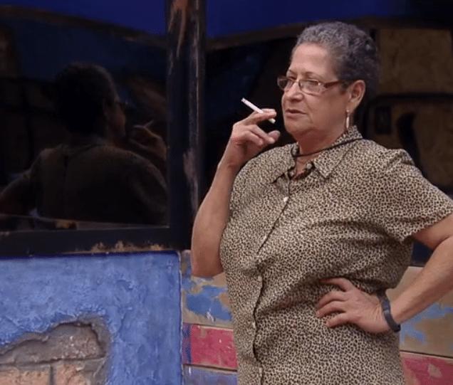 22.jan.2016 - Geralda diz para os colegas que apenas um casal entrará no programa, segundo as regras passadas por Bial