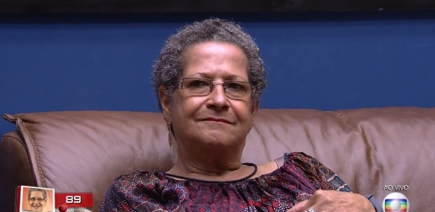 Professora aposentada é a 11ª participante a deixar a casa