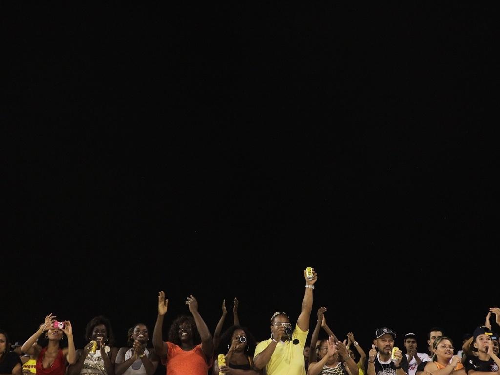 5.jan.2013 - Antes do Carnaval, a Gaviões terá um ensaio técnico e a X-9, dois. As datas ainda serão confirmadas