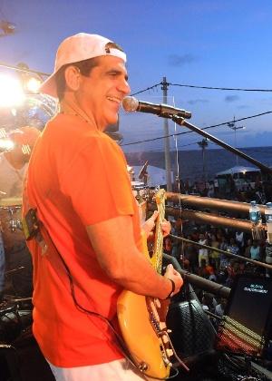 A banda Asa de Águia, uma das atrações do Trivela, marcado para este sábado, no Rio