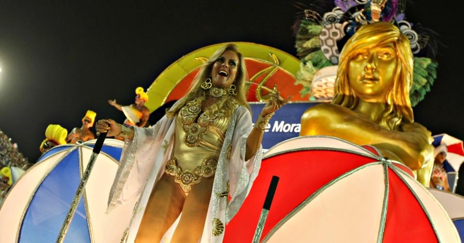 11.fev.2013 - Helô Pinheiro, a inspiração para a música