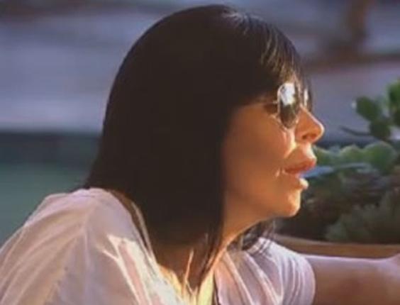 Gretchen conta para Sylvinho que seu último casamento não deu certo (14/6/12)