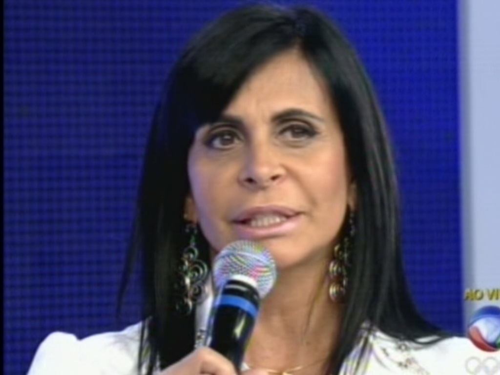 Gretchen participa do
