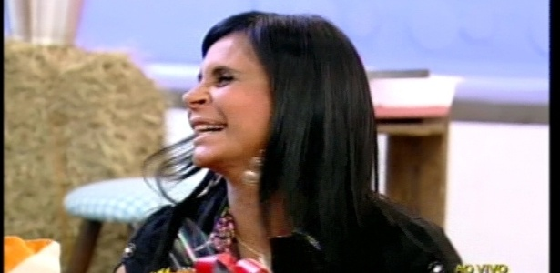 Gretchen participa do programa