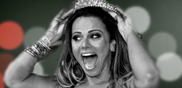 Viviane Araújo aparece congelada em versão com efeito da novela