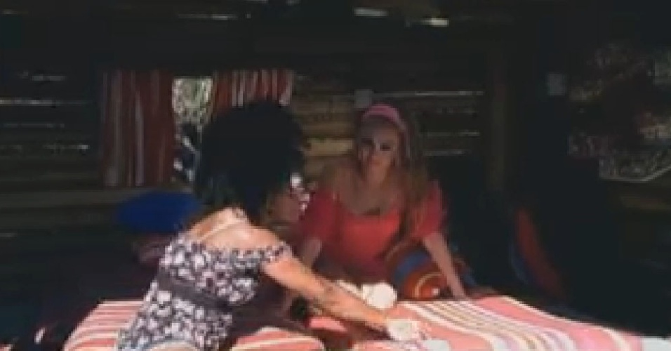 Simone conversa com Lo quilla (21/7/12)