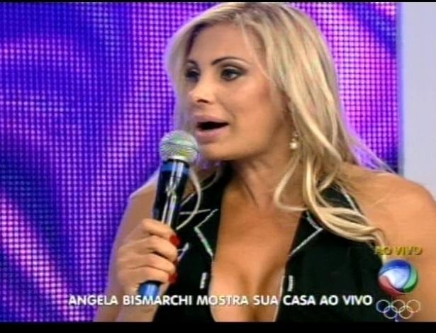 Ângela Bismarchi fala sobre a assassinato do marido Ox Bismarchi, morto em 2002 (22/7/12)