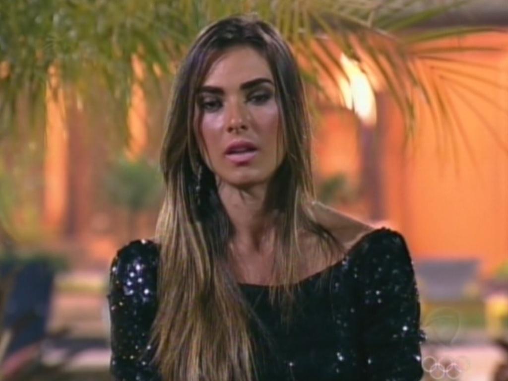 Nicole Bahls diz que gostaria de enfrentar Simone Sampaio e Viviane Araújo na final de