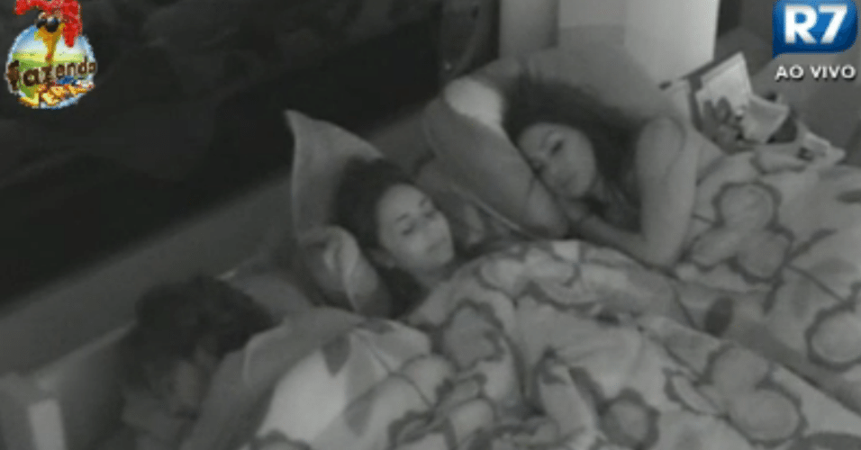 Peões pegam no sono