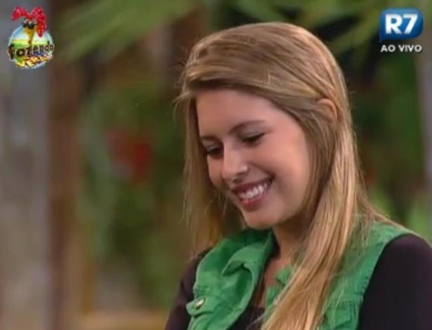 Bianca recebe farpas de Gabriela durante atividade