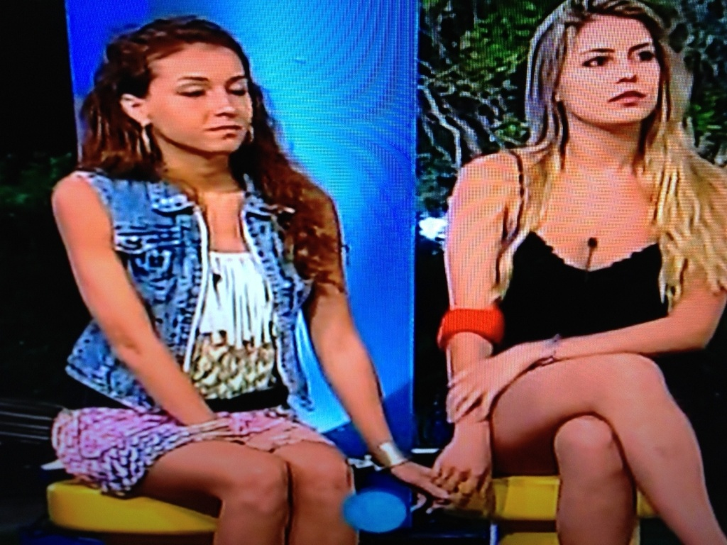 Claudia e Bianca disputam primeira Roa