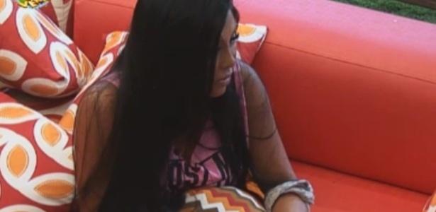 Natalia desabafa sobre relacionamento com Victor: