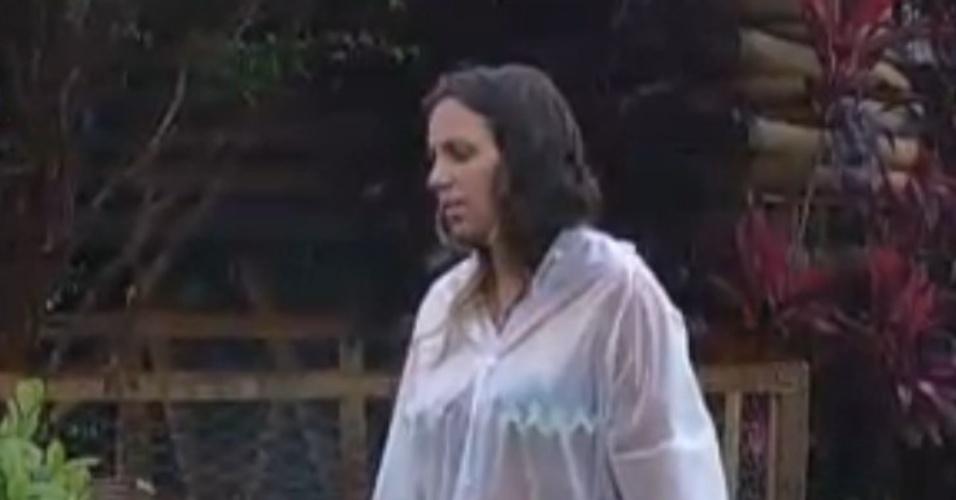 Angelis reclama de Karine para Thyago
