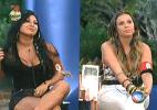 """Angelis e Natália: quem você quer que fique na """"Fazenda de Verão""""? - Reprodução/Record"""
