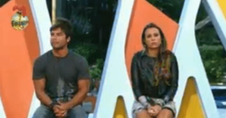 A decisão da última vaga na final ficou entre Victor e Angelis