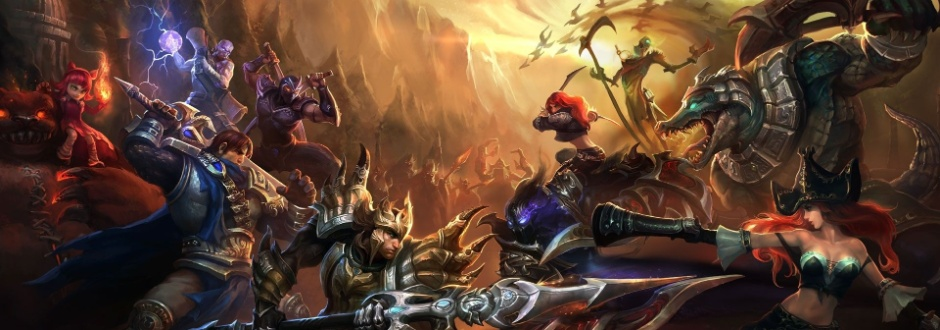 Riot Games Brasil anuncia algumas regras pra temporada 2016 de League of Legends