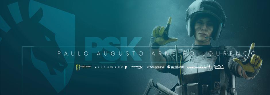 R6: Team Liquid anuncia nova contratação de 'Psk' como sexto player
