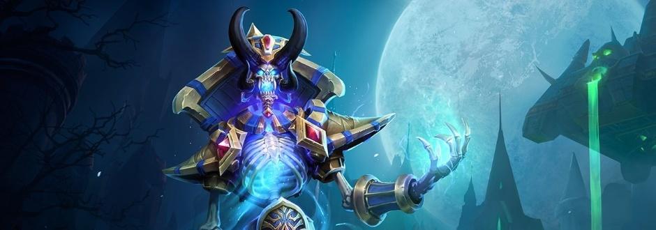 Kel'thuzad é anunciado para o Heroes of The Storm