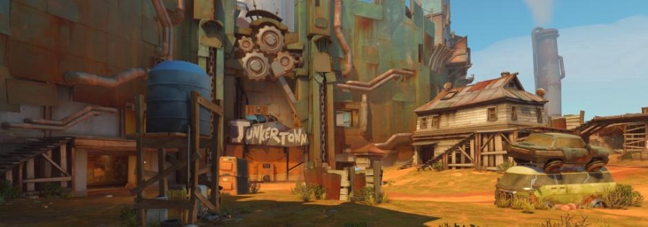 Próximo mapa de Overwatch será lançado na próxima semana
