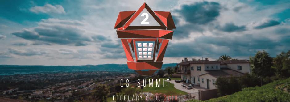 CS_Summit confirma sua segunda edição em 2018