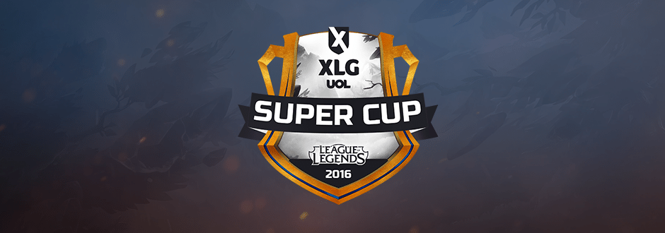 Classificação da XLG Super Cup após a primeira semana