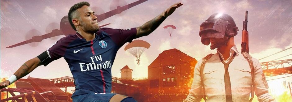 Neymar pede servidor personalizado de PUBG para o criador do jogo!