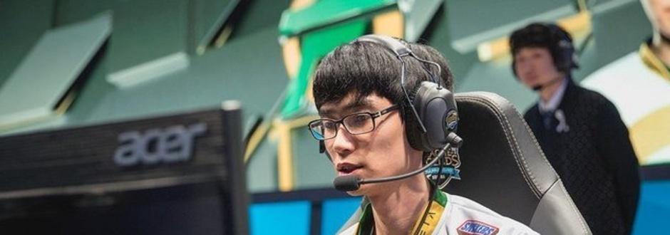 Flamengo estuda a contratação do jungler sul-coreano Shrimp