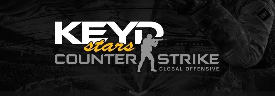 Keyd Stars anuncia oficialmente sua volta ao cenário competitivo de CS:GO