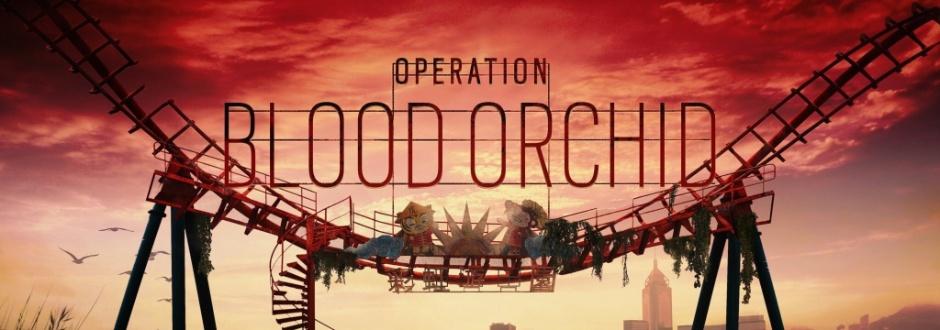 Ubisoft confirma Operação Blood Orchid em Rainbow Six: Siege
