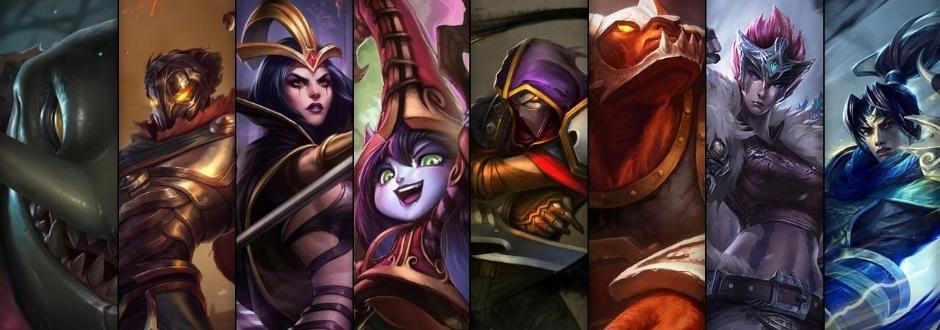 League of Legends - Promoções de campeões e skins para os dias 25 a 28/04