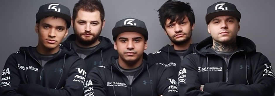SK Gaming estreia o Major da ELEAGUE com vitória em cima do HellRaisers