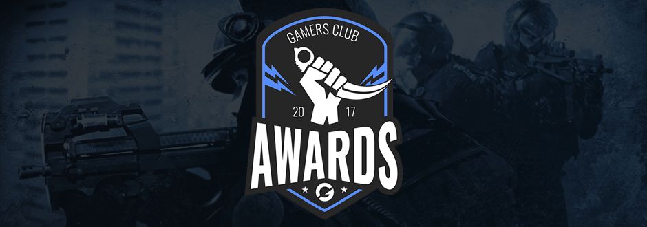Confira os Vencedores do Gamers Club Awards 2017