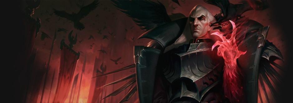 Riot divulga as alterações de Swain, que foi refeito em League of Legends