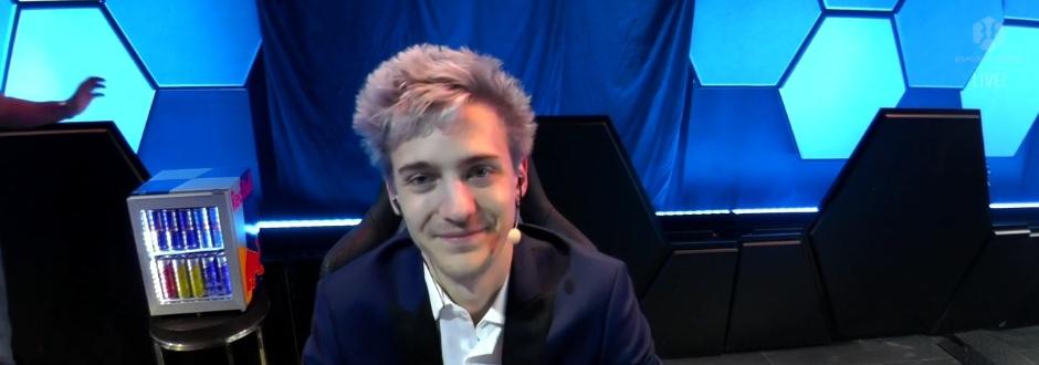 Ninja quebra recorde de Fortnite no Twitch com quase 700 mil visualizações