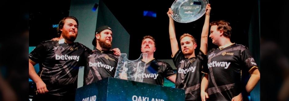 IEM Oakland - NiP vence SK Gaming e é campeã do torneio!
