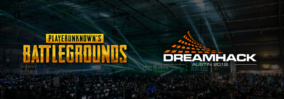 Dreamhack Austin anuncia torneio de PUBG com premiação de 100 mil Dólares
