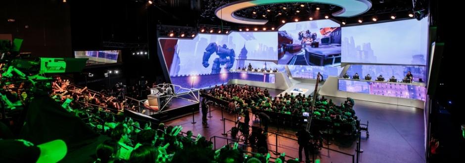 Liga Overwatch será transmitida pelos canais ESPN e Disney XD nos EUA