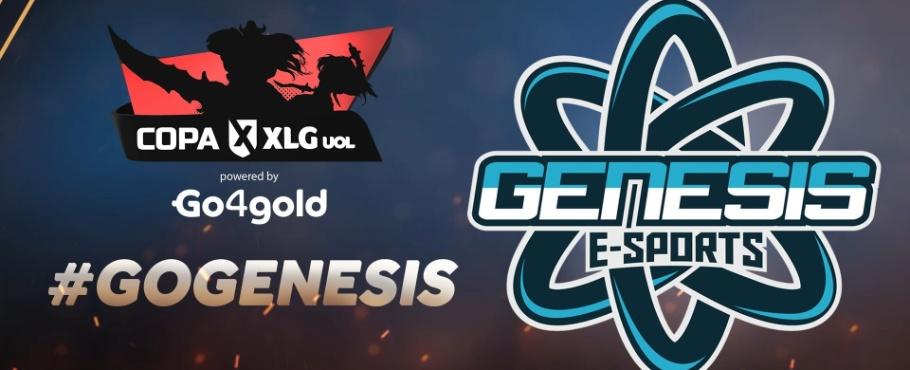 Genesis é campeã da Copa Go4gold LoL