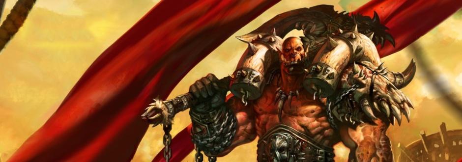 Garrosh será o próximo personagem de Heroes of The Storm